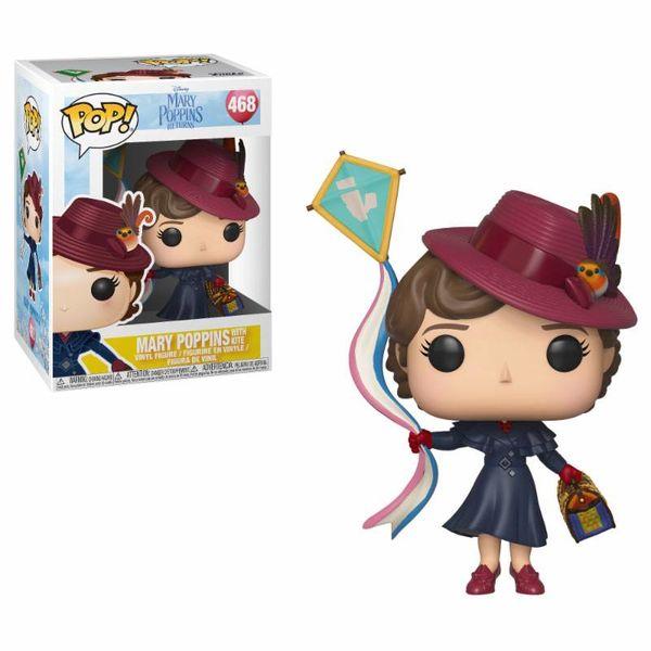 Mary with Kite Funko Mary Poppins PoP!