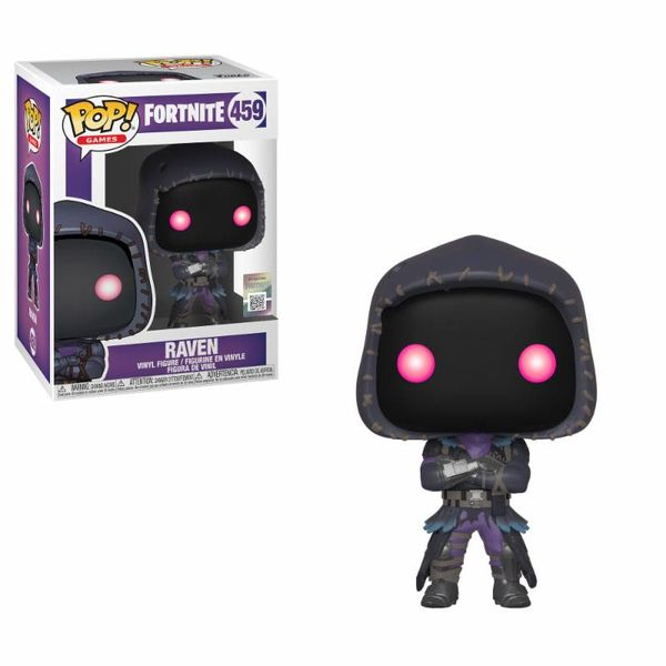 Funko Raven Fortnite PoP!