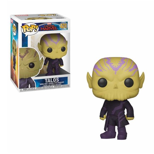 Funko Talos Captain Marvel PoP!