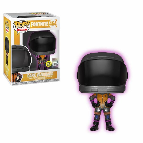 Funko Vanguard Glow in the Dark Fortnite PoP!