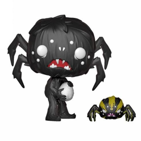 Funko Webber & Spider Don't Starve PoP!