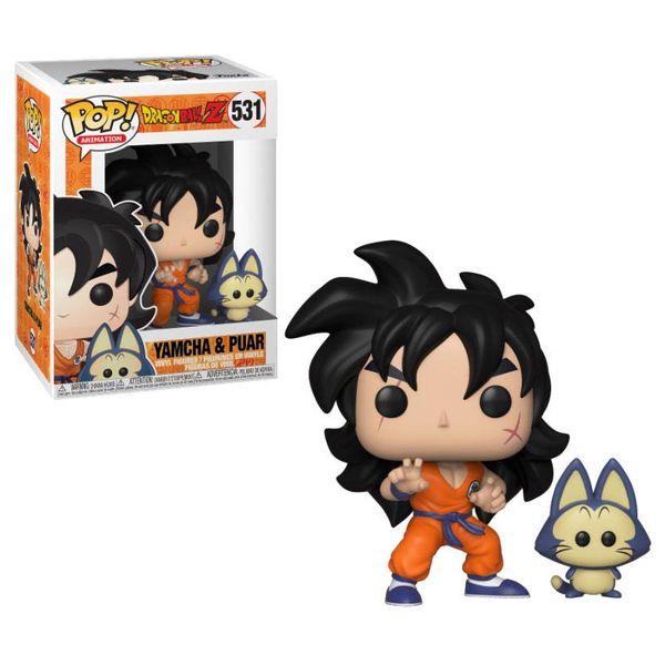 Yamcha & Puar Dragon Ball Z Funko PoP!