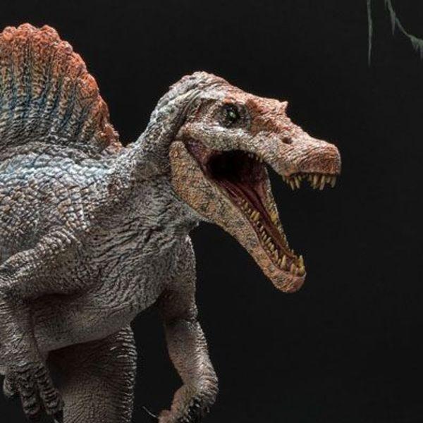 Estatua Spinosaurus Jurassic Park III Prime Collectibles