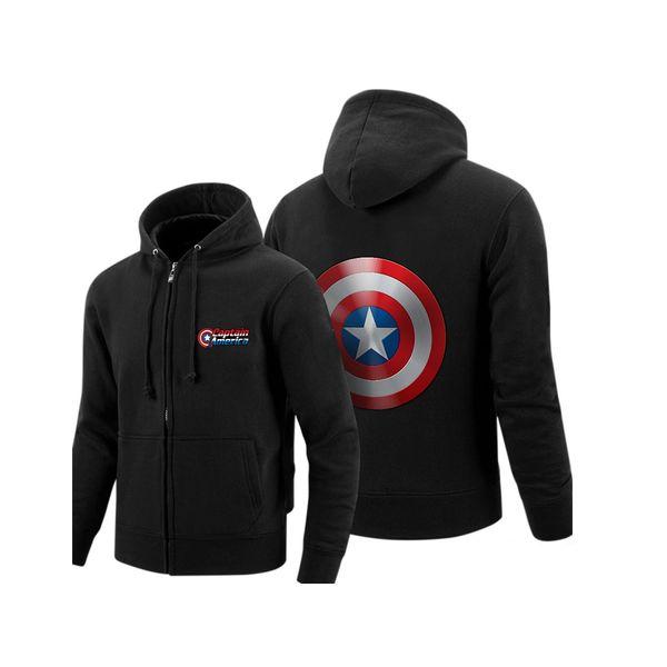 Chaqueta Capitan America #02 Marvel Comics