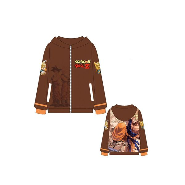 Chaqueta Goku SS Dragon Ball Z