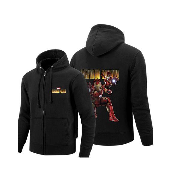 Chaqueta Iron Man Marvel Comics