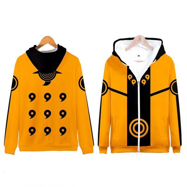 Chaqueta Naruto Kyuubi Mode Naruto Shippuden