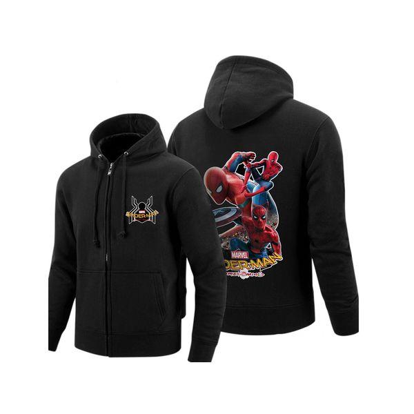 Chaqueta Spider-Man #02 Marvel Comics