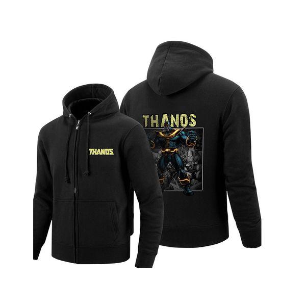 Chaqueta Thanos #02 Marvel Comics
