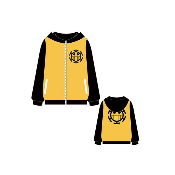 Chaqueta Trafalgar Law One Piece
