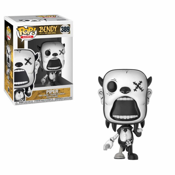 Funko Piper Bendy and the Ink Machine PoP!
