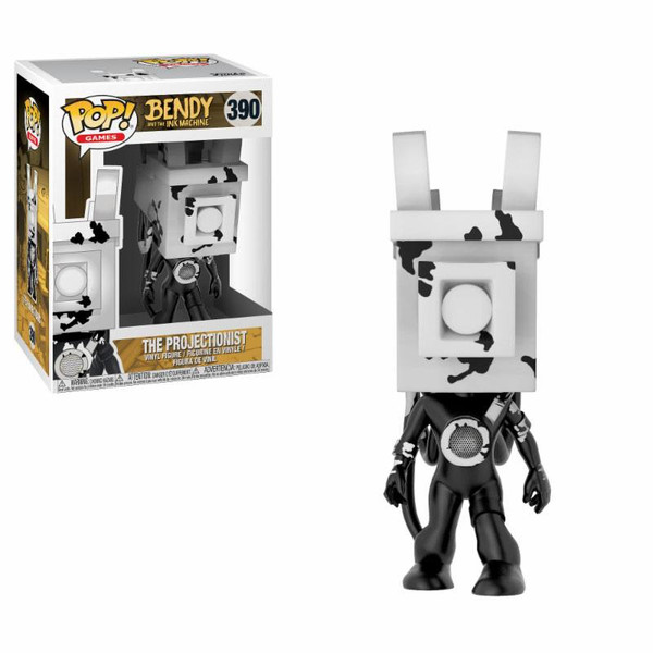 Funko The Projectionist Bendy and the Ink Machine PoP!