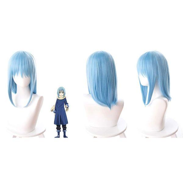 Peluca Rimuru Tempest Tensei Shitara Slime Datta Ken