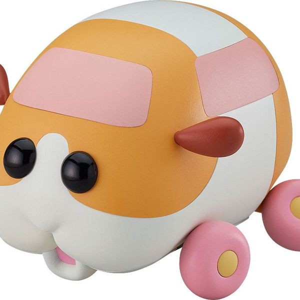 Model Kit Potato Los Pui Pui Moderoid
