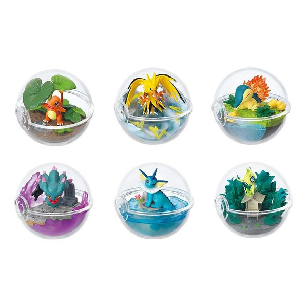 Gashapon Pokémon Terrarium Collection 3 (unidad)