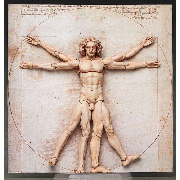 Figma The Table Museum - Vitruvian Man -