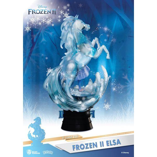 Elsa Frozen 2 Disney D-Stage Figure