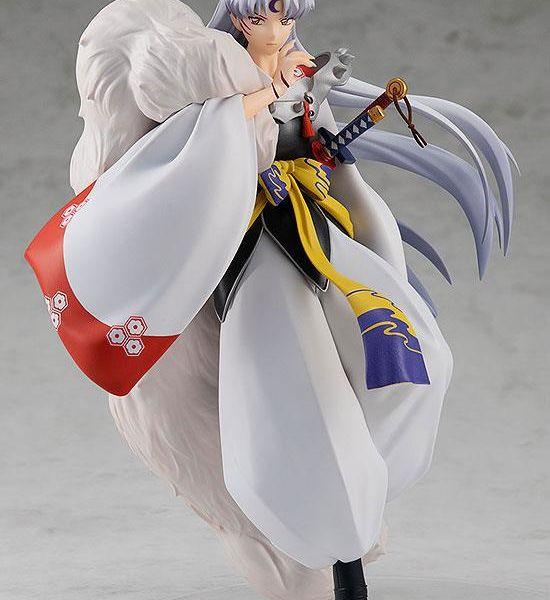 InuYasha Kagome Higurashi Sesshomaru & Kikyo Figure Set InuYasha Pop Up Parade
