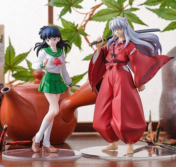 Figura InuYasha y Kagome Higurashi Set InuYasha Pop Up Parade
