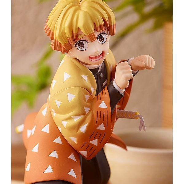 Figura Zenitsu Agatsuma Kimetsu No Yaiba Pop Up Parade