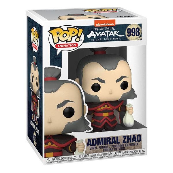 Admiral Zhao Funko Avatar The Last Airbender POP! Animation 998