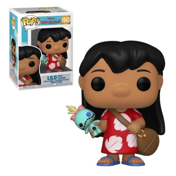 Funko Lilo with Scrump Lilo & Stitch Disney POP 1043