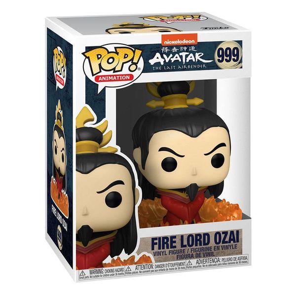 Fire Lord Ozai Funko Avatar The Last Airbender POP! Animation 999