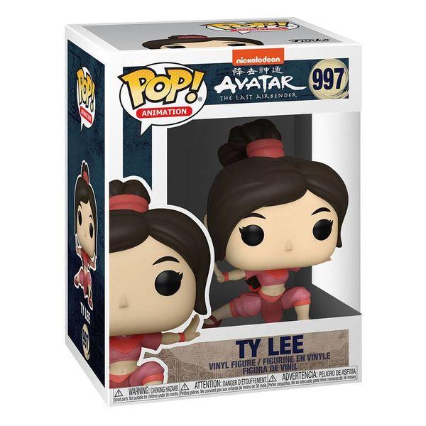 Funko Ty Lee Avatar The Last Airbender POP! Animation 997