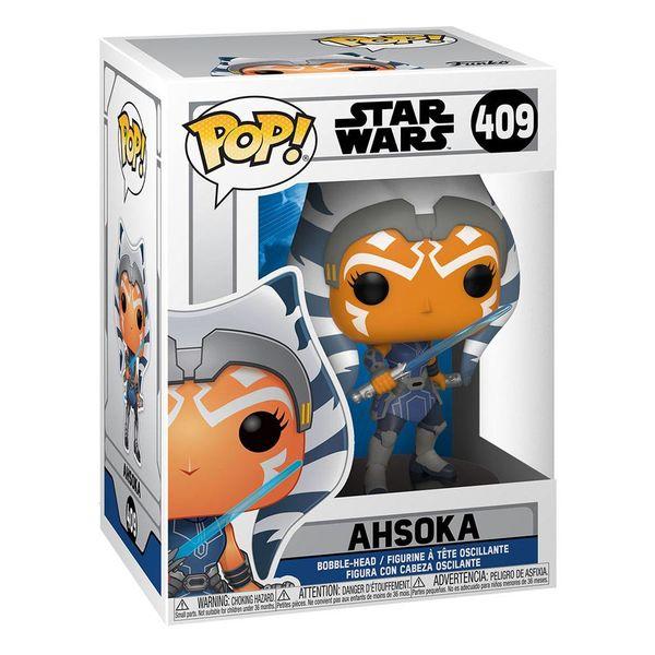 Funko Ahsoka Tano Star Wars Clone Wars POP! 409