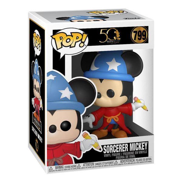 Sorcerer Mickey Mouse Funko Disney Archives POP! 799