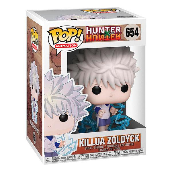 Killua Zoldyck Funko Hunter x Hunter POP! Animation 654