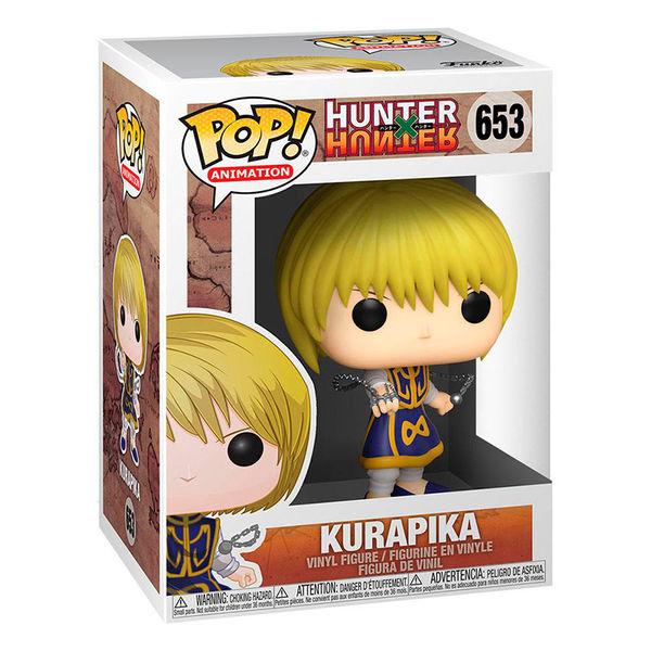 Kurapika Funko Hunter x Hunter POP! Animation 653