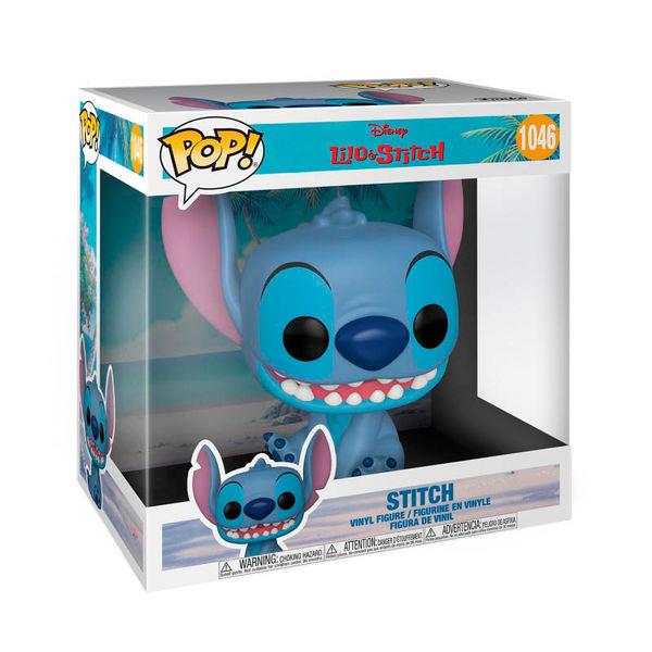 Stitch Funko Lilo & Stitch Super Size POP 1046