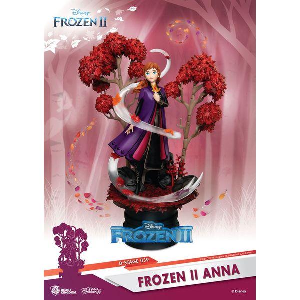 Anna Frozen 2 Disney D-Stage Figure