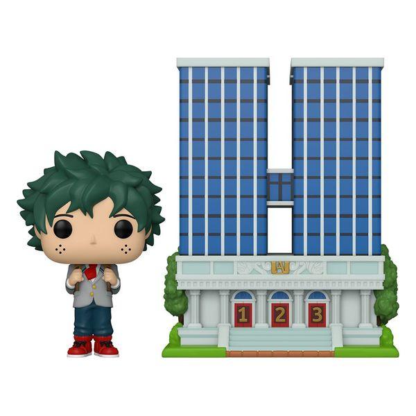 Izuku Midoriya & U.A. High School Super Sized Funko My Hero Academia POP! Town 04
