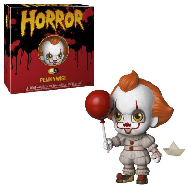 Pennywise IT Figure 5 Star