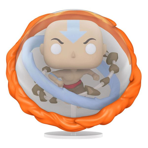 Aang Avatar State Figure Avatar The Last Airbender Oversized POP! Animation 1000