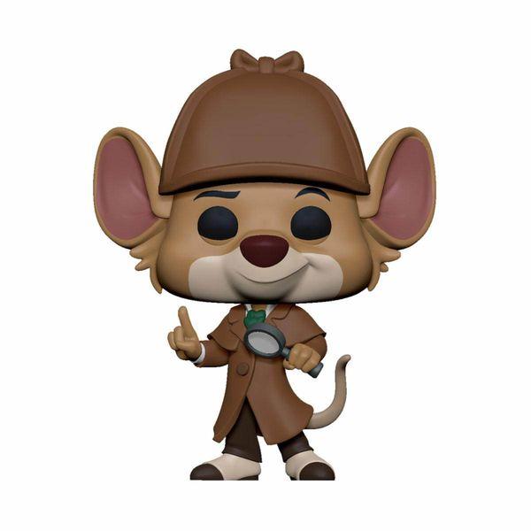 Funko Basil El Raton Superdetective Disney POP! 774
