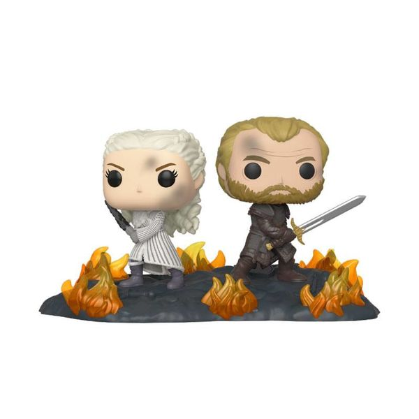 Daenerys & Jorah Funko Juego De Tronos POP! Moment