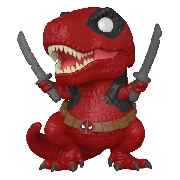 Funko Dinopool 30th Anniversary Deadpool Marvel Comics POP! 777