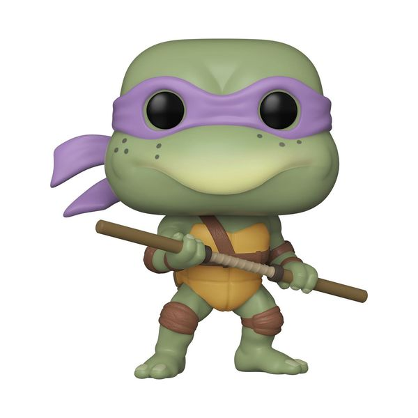 Donatello Funko Teenage Mutant Ninja Turtles POP RETRO TOYS 17