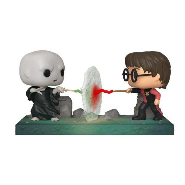 Harry VS Voldemort Funko Harry Potter Movie Moment POP