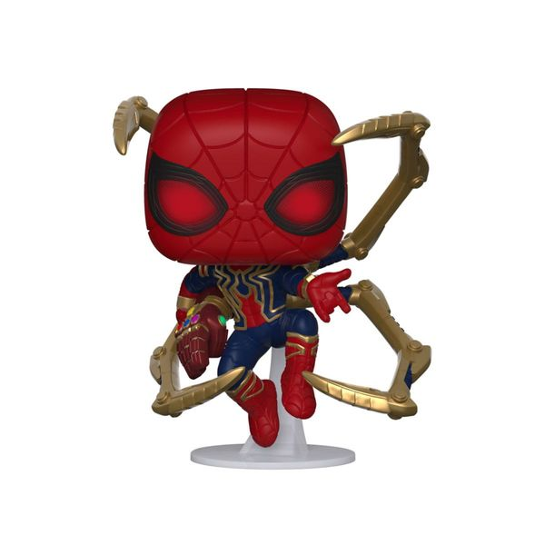 Iron Spider with Nano Gauntlet Funko Avengers Endgame POP