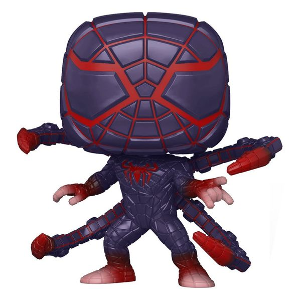 Funko Miles Morales Programmable Matter Suit Spider-Man Marvel Comics POP! 773