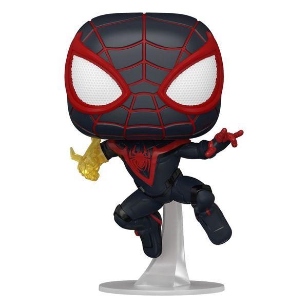 Miles Morales Classic Suit Funko Spider-Man Marvel Comics POP! 765
