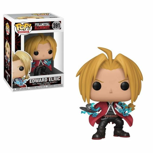 Edward Elric Fullmetal Alchemist Funko POP! Animation 391