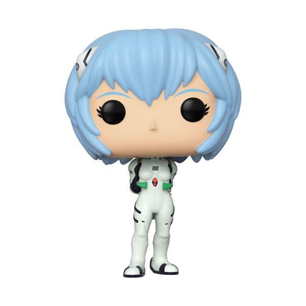 Rei Ayanami Funko Evangelion POP