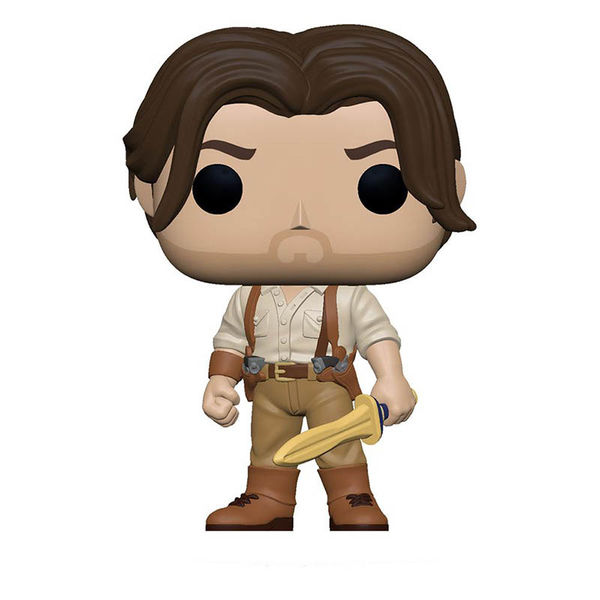 Rick O'Connell Funko The Mummy  POP! Movies 1080