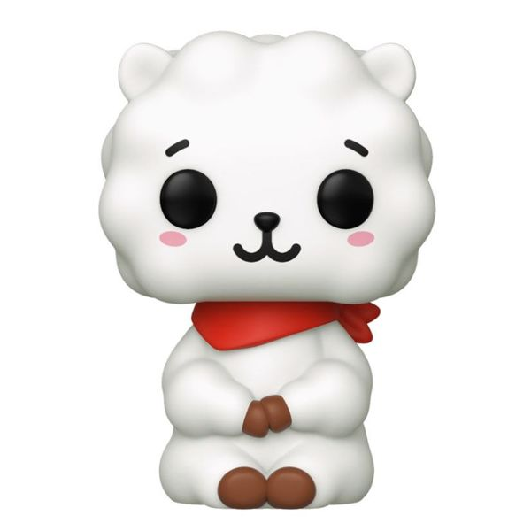 RJ Funko BT21 Line Friends POP