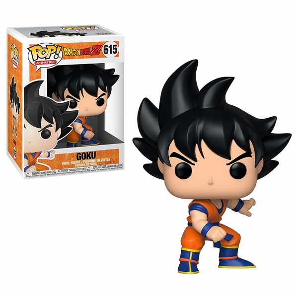 Funko Son Goku Base Dragon Ball Z POP! Animation 615